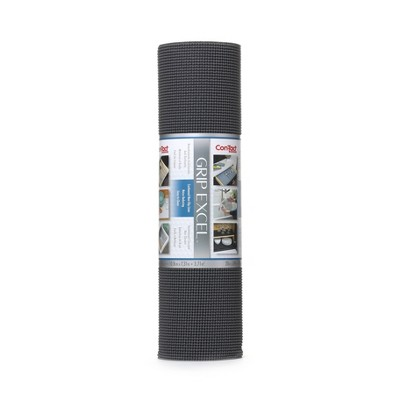 """Con-Tact Grip Excel Single Pack 20""""x24' Graphite"""