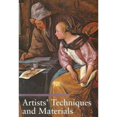 Artists' Techniques and Materials - (Guide to Imagery) by  Antonella Fuga (Paperback) - image 1 of 1