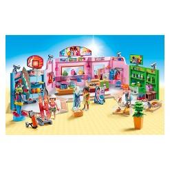 Playmobil Shopping Plaza, mini figures