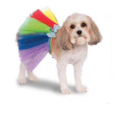 Rubies Rainbow Dash Pet Tutu Costume