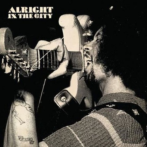 Various - Alright in the city (Vinyl) - image 1 of 1