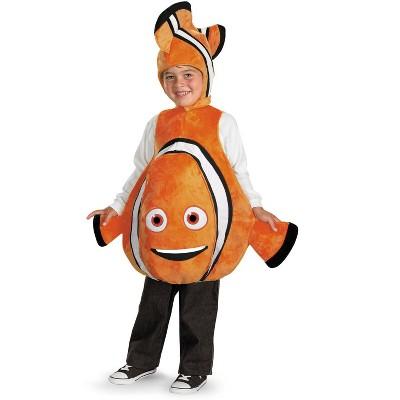 Finding Nemo Finding Nemo Deluxe Child Costume