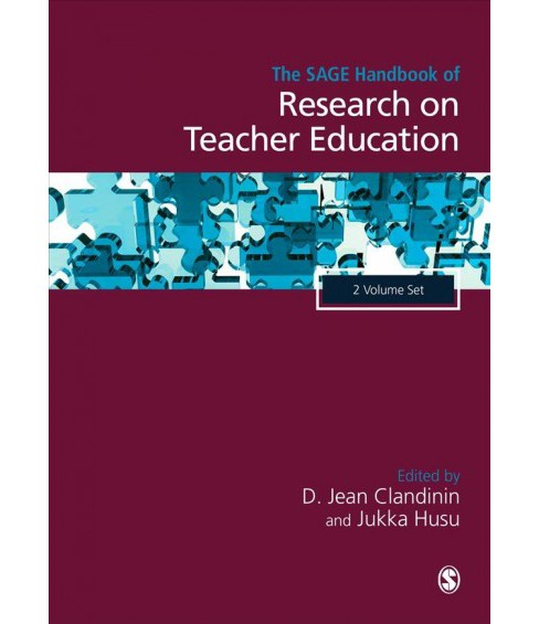 Sage Handbook of Research on Teacher Education (Hardcover) - image 1 of 1