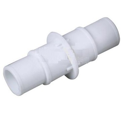 """Northlight Swimming Pool or Spa Vacuum Hose Connector 4.75"""" - White"""