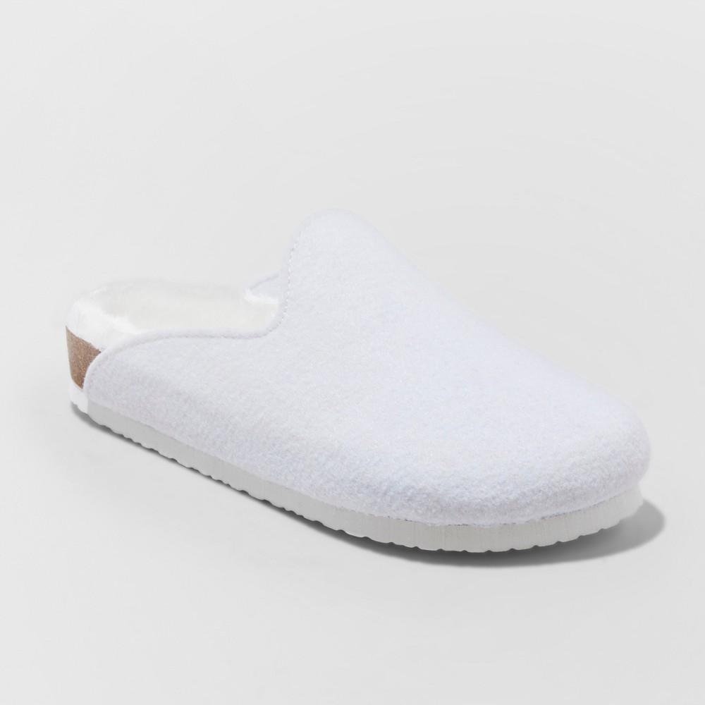 Women's Dezo Slippers - Stars Above White 6