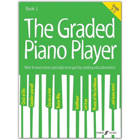 Faber Music LTD The Graded Piano Player, Book 3 (Grades 3-5) - image 1 of 1