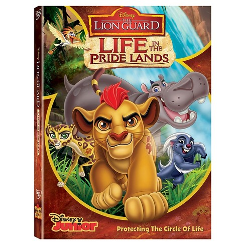 The Lion Guard: Life in the Pride Lands (DVD) - image 1 of 1