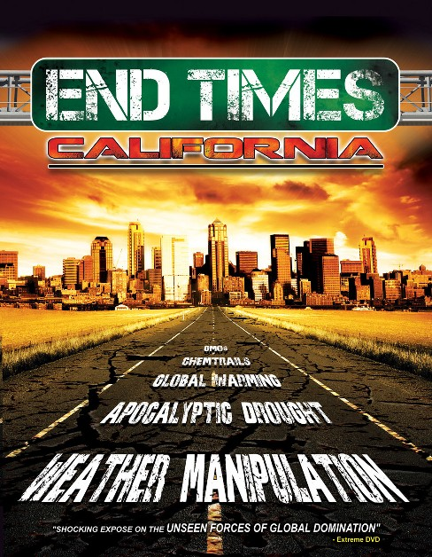 End times california (DVD) - image 1 of 1