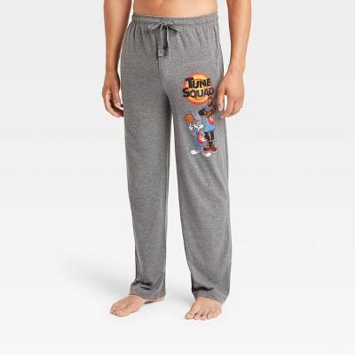 Men's Space Jam Pajama Pants - Gray
