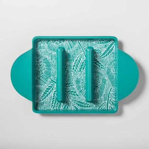 """Melamine Taco Holder 6.4"""" x 17.7"""" Green - Opalhouse™ - image 1 of 2"""