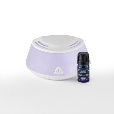 Aromabreeze Value Pack Aromatherapy Oil Diffuser + 5ml Oil - SpaRoom