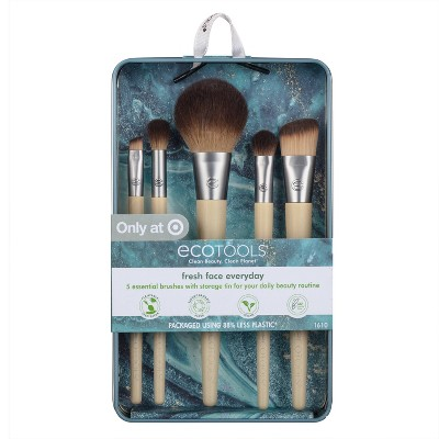 EcoTools Start the Day Beautifully Kit 5pc Brush Kit