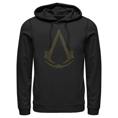 Men's Assassin's Creed Circuit Board Creed Pull Over Hoodie