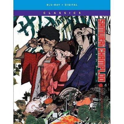 Samurai Champloo: The Complete Series (Blu-ray + Digital)