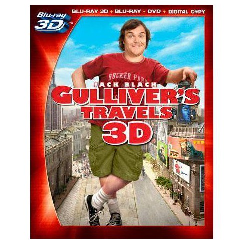 Gulliver's Travels (Blu-ray) - image 1 of 1