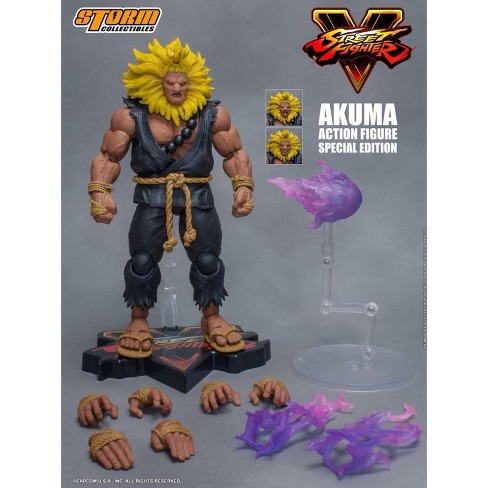 Storm Collectibles Street Fighter V Akuma Special Edition 1 12