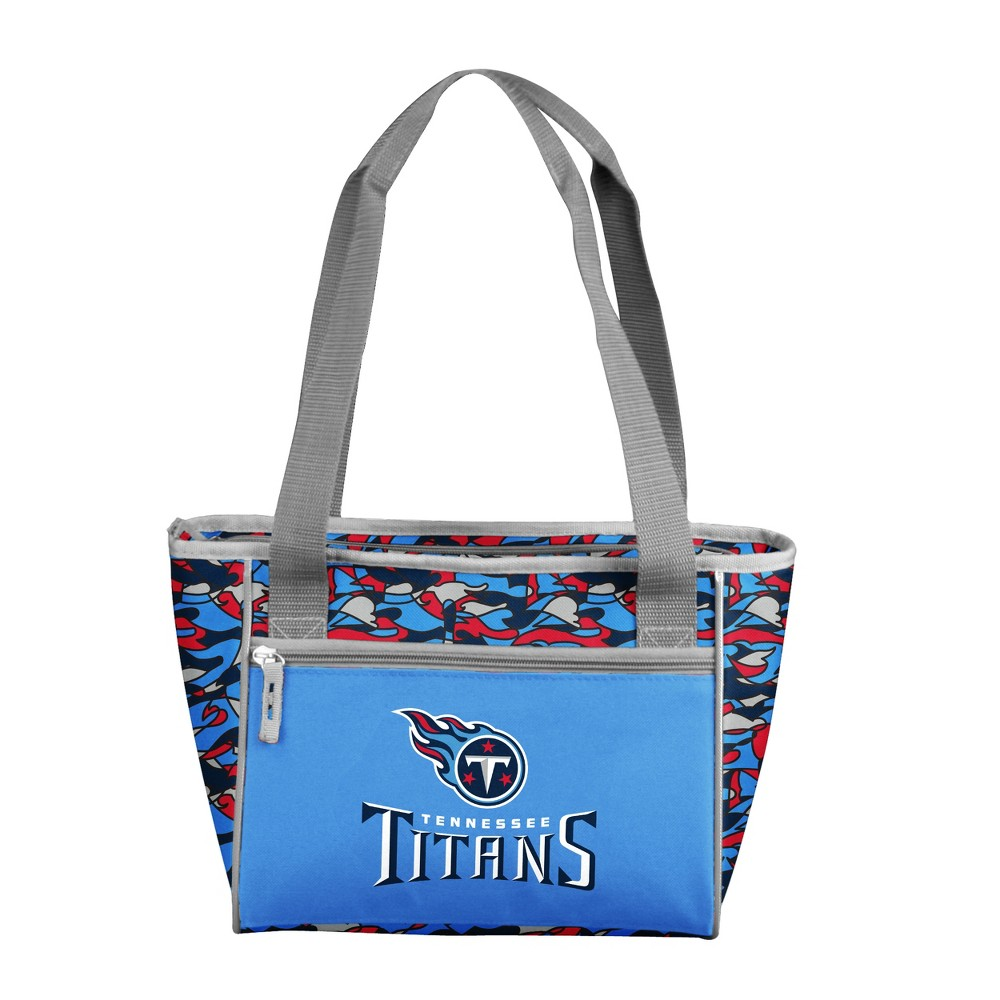 NFLxFIT Tennessee Titans 16-Can Cooler Tote