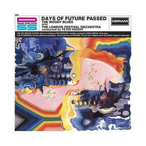 ed30b87277e8 Moody Blues - Days Of Future Passed (Vinyl)   Target