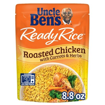 Uncle Ben's Ready Rice Roasted Chicken - 8.8oz