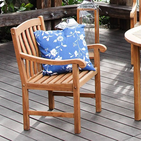 Sherwood Outdoor Teak Dining Chair - Cambridge Casual - image 1 of 4