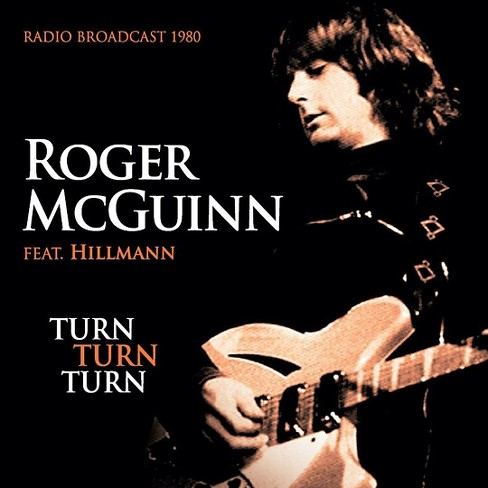 Roger mcguinn - Turn turn turn (CD) - image 1 of 1