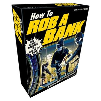How to Rob a Bank Board Game