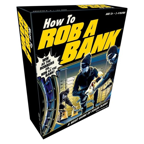 How to Rob a Bank Board Game - image 1 of 4