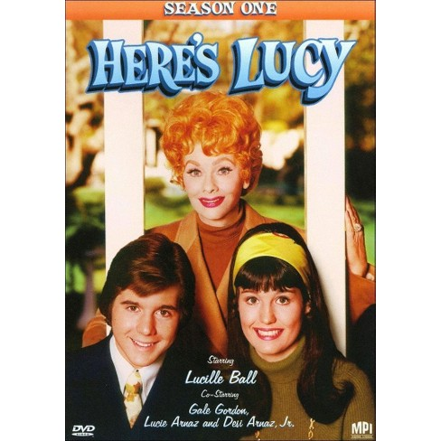 Here's Lucy: Season One (DVD) - image 1 of 1