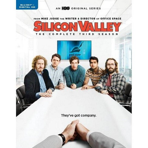 Silicon Valley: The Complete Third Season (Blu-ray) - image 1 of 1