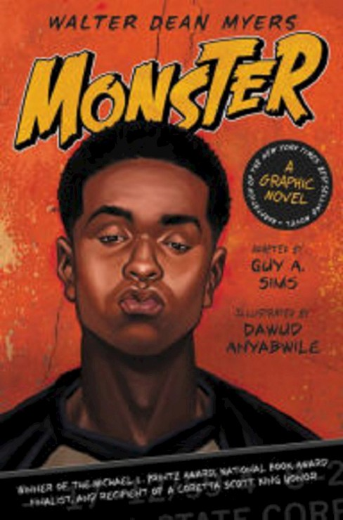 Monster ( The Monster) (Reprint) (Hardcover) - image 1 of 1