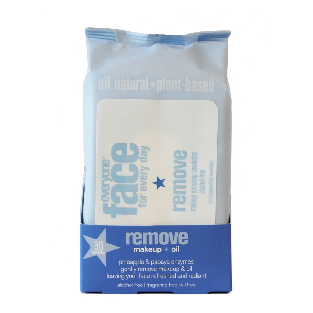 Everyone Face Cleansing Wipes - 30ct