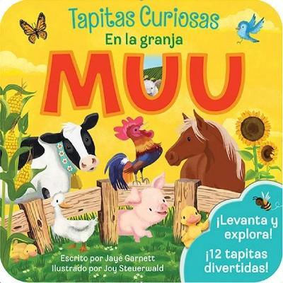 Muu - by Jaye Garnett (Board Book)