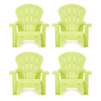 Little Tikes® Garden Chair - Green (4pk)