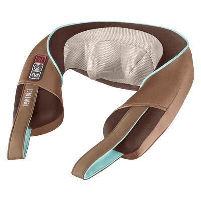 HoMedics Dual Comfort Pro Shiatsu And Vibration Neck Massager With Heat