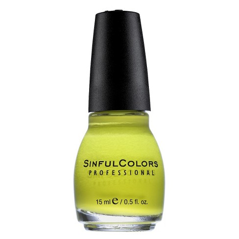 Sinful Colors Nail Color - Innocent 944 - image 1 of 1