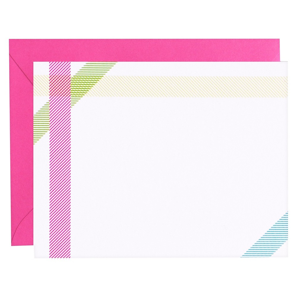 meant to be sent Washi Notecards 8 ct, Multi-Colored