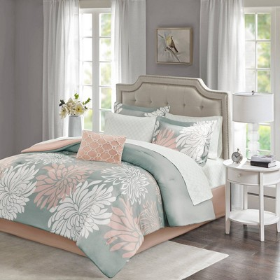 Calla Comforter & Cotton Sheet Set
