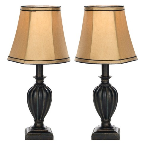 Gemma Urn Lamp Set (Includes Energy Efficient Light Bulb) - Safavieh - image 1 of 2