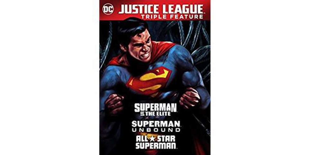 Dcu: Superman Unbound / Superman vs the Elite / All-Star Superman (Dvd)