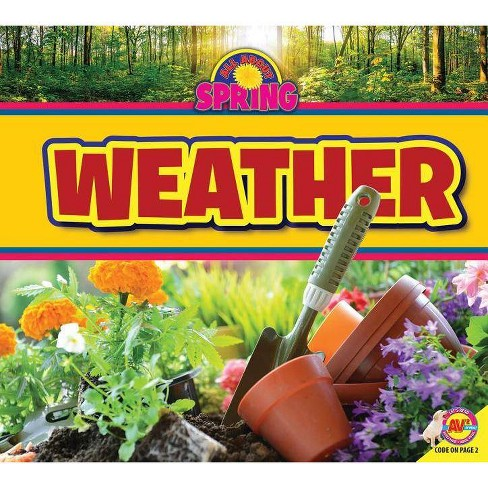 Weather - (All about Spring) by  M J York (Paperback) - image 1 of 1