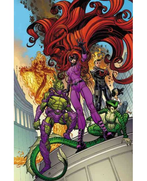 Uncanny Inhumans 1 (Hardcover) (Charles Soule) - image 1 of 1