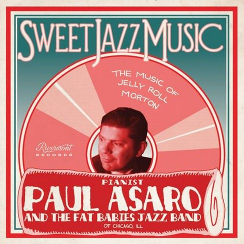 Paul and the asaro - Sweet jazz music:Music of jelly roll (CD) - image 1 of 1