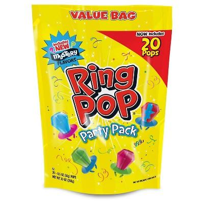 Hard Candy & Lollipops: Ring Pop