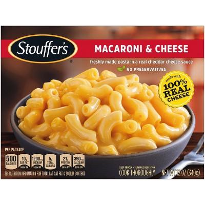 Stouffer's Frozen Macaroni & Cheese - 12oz
