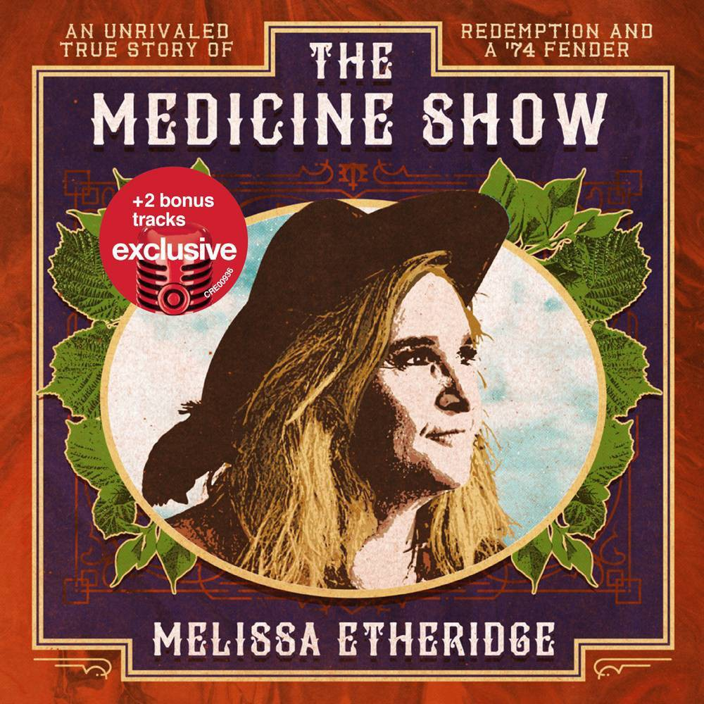 Melissa Etheridge The Medicine Show Target Exclusive Cd