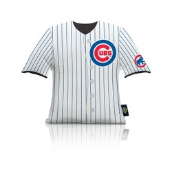 MLB Chicago Cubs Jersey Plush Pillow