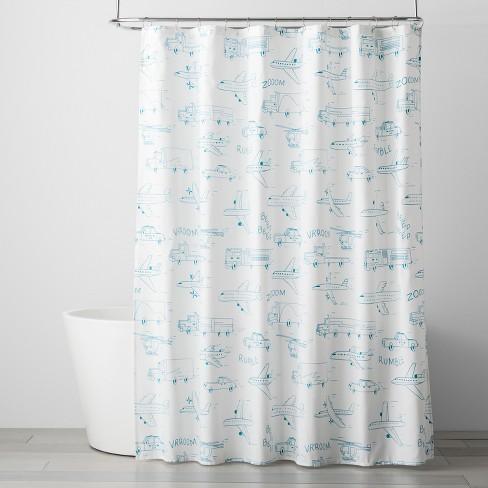 69830c592501 Speedy Study Shower Curtain - Pillowfort™   Target