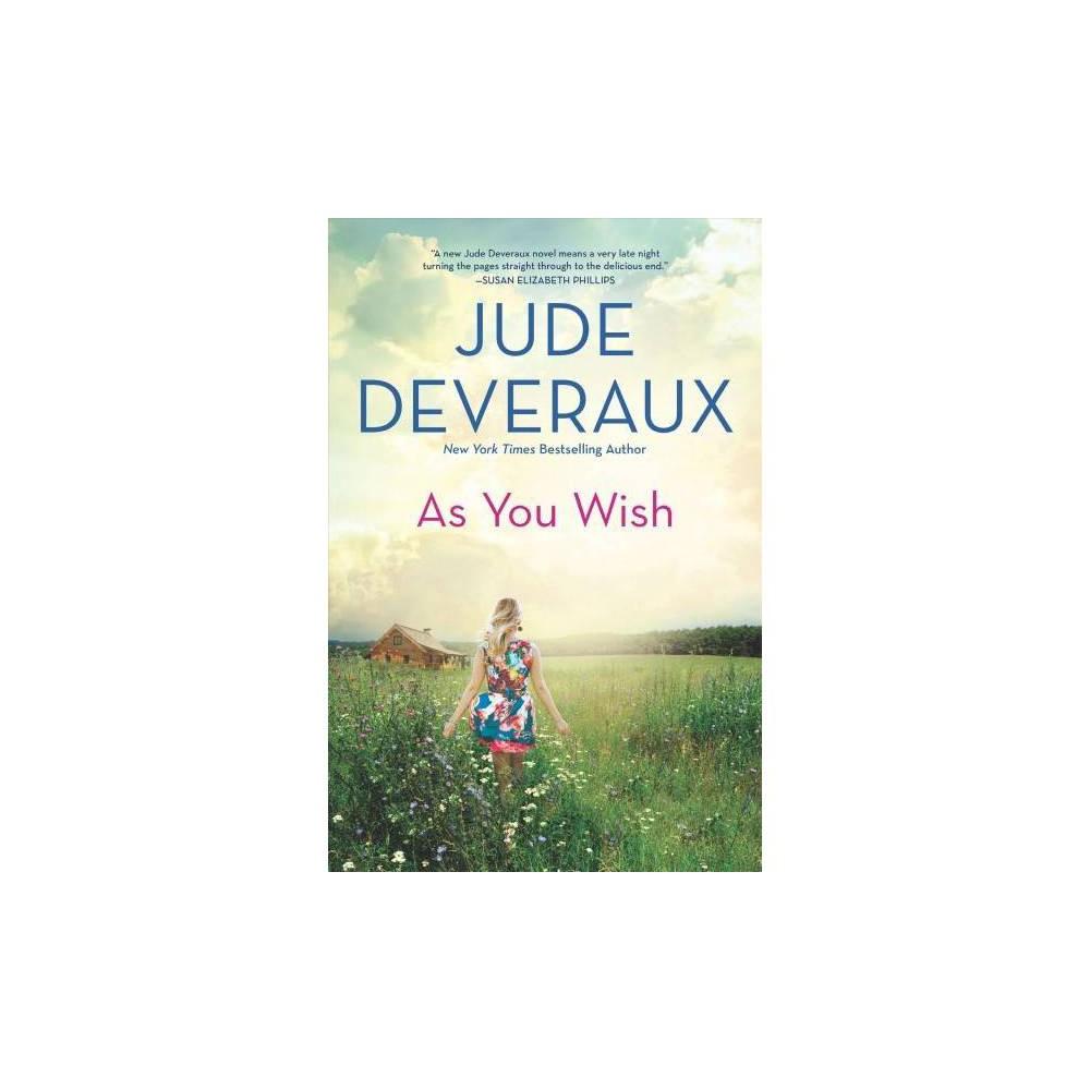 As You Wish - Original (Summerhouse) by Jude Deveraux (Paperback)