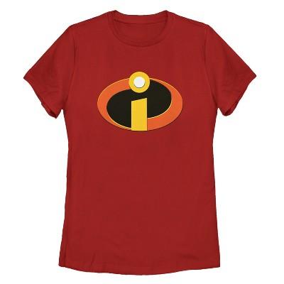 Women's The Incredibles Classic Logo T-Shirt