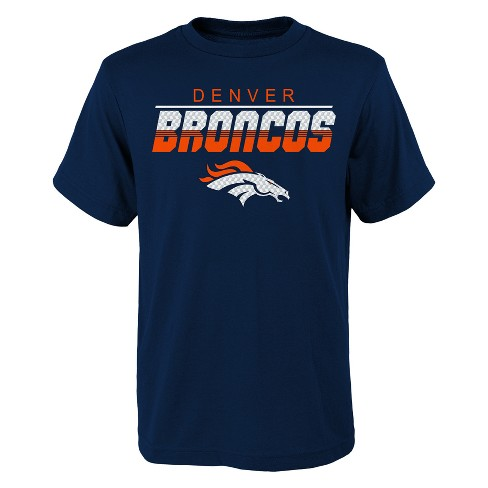 36f180b5 NFL Denver Broncos Boys' Cheer Loud T-Shirt